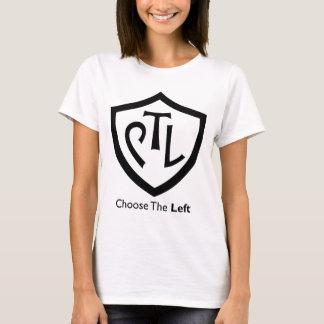 T-shirt Choisissez le gauche (au lieu du CTR)