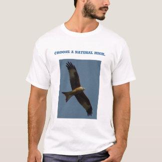 T-shirt Choisissez une haute naturelle