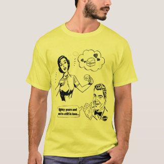 T-shirt Choix de Krystal - 80 ans d'amour