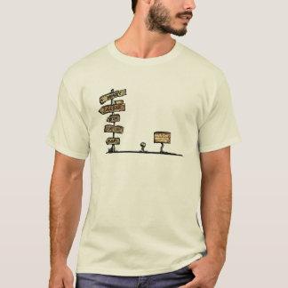 T-shirt Choix de la vie