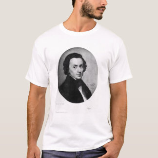 T-shirt Chopin, 1858