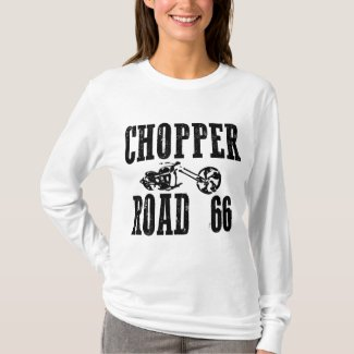 T-shirt chopper