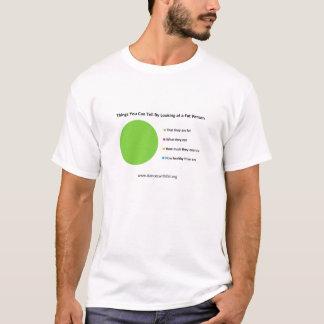 T-shirt Choses que vous pouvez dire en regardant une
