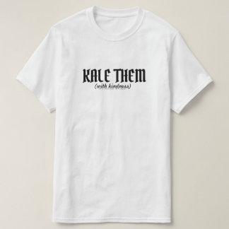 T-shirt Chou frisé ils (avec Kindess).