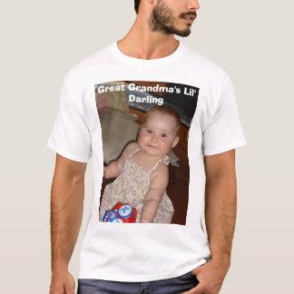 T-shirt Chouchou de Lil de la grande grand-maman