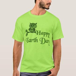 T-shirt Chouette épervière de jour de la terre