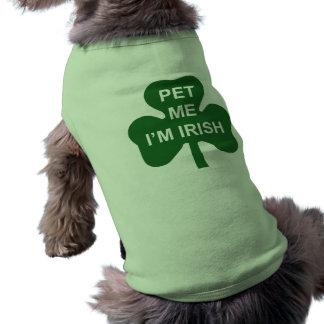 T-shirt Choyez-moi que je suis chemise de chien du jour de