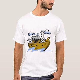 T-shirt Chrétien artwork_3 de l'arche de Noé