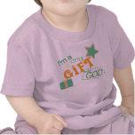 T-shirt chrétien de bébé - peu de cadeau de Dieu