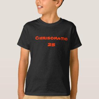T-shirt Chrisomatic25