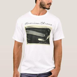T-shirt Chrome américain #3
