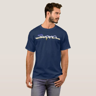T-shirt Chrome sale de Toyota Supra