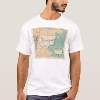 T-shirt Chubut, Argentine
