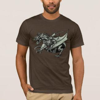 T-shirt Chupacabra - le Chèvre-Surgeon