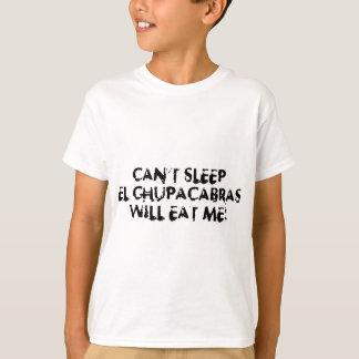 T-shirt chupacabras d'EL