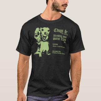 T-shirt Chupi et la chemise de visite d'aliens