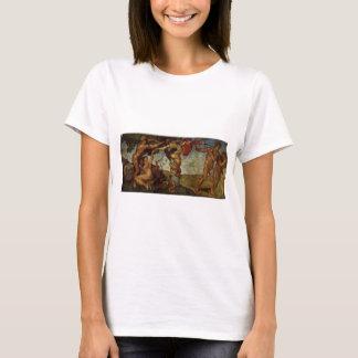 T-shirt Chute du jardin d'Éden par Michaël Angelo