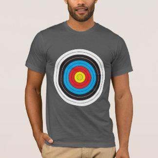 T-shirt Cible de tir à l'arc