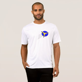 T-shirt Ciel bleu de FAD3D