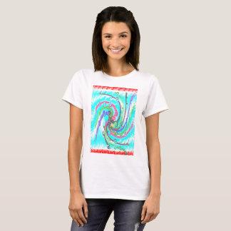 T-shirt Cieux turbulents
