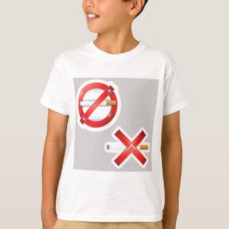T-shirt cigarette