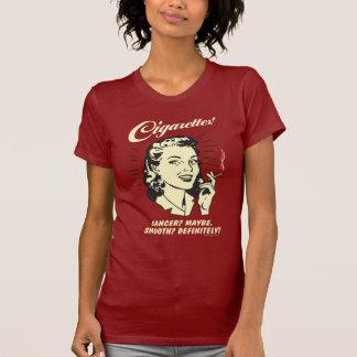 T-shirt Cigarettes : Cancer peut-être Def. lisse