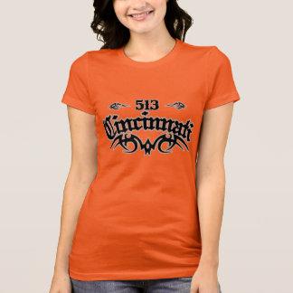 T-shirt Cincinnati 513