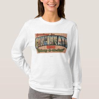 T-shirt Cincinnati, Ohio (passage aux sud)