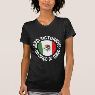 T-shirt Cinco victorieux né De Mayo