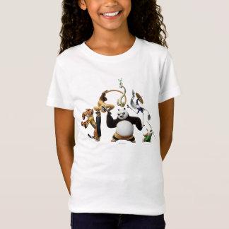 T-Shirt Cinglement de PO et les cinq furieux