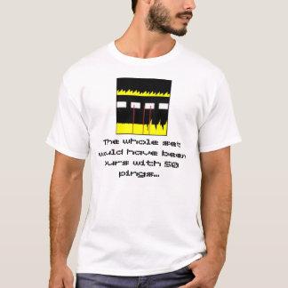 T-shirt cinglements de team.dot 50 - édition de morue