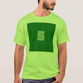 T-shirt cinq