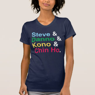 T-shirt Cinq et oh - la chemise de Ladie adapté