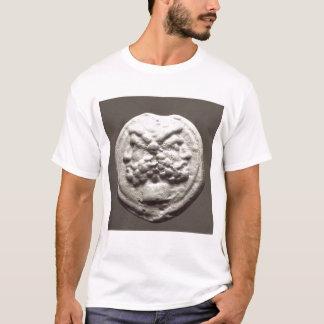 T-shirt Cinq pièces de monnaie dépeignant Janus, Jupiter