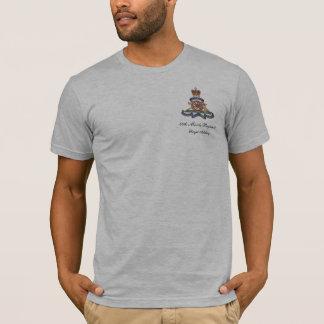 T-shirt cinquantième Artillerie royale de régiment de