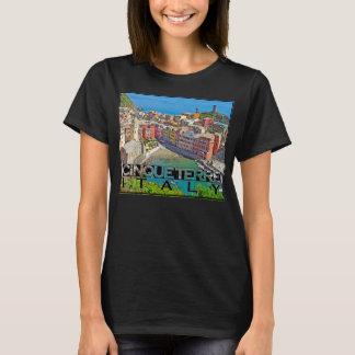 T-shirt Cinque Terre