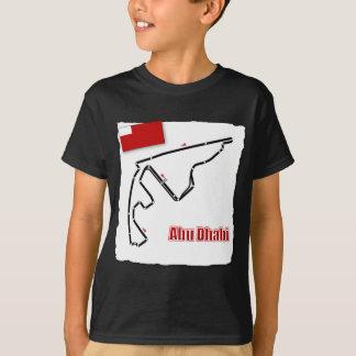 T-shirt Circuit de généraliste d'Abu Dhabi