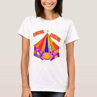 T-shirt Cirque de cirque