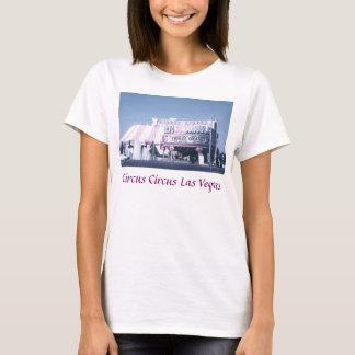 T-shirt Cirque Las Vegas de cirque