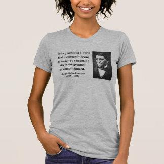 T-shirt Citation 4b d'Emerson