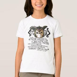 T-shirt Citation de douzième nuit