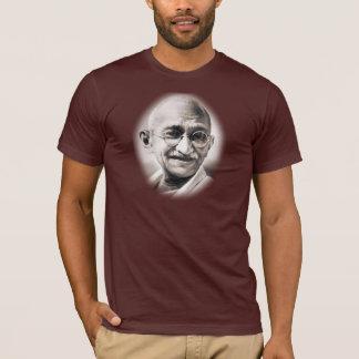 T-shirt Citation de Gandhi