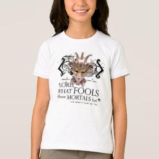 T-shirt Citation de songe d'une nuit d'été