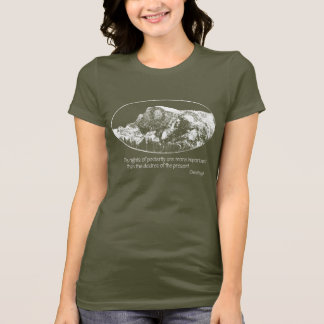T-shirt Citation de Yosemite