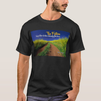 T-shirt Citation rêveuse inspirée -- Eleanor Roosevelt
