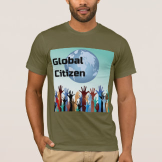 T-shirt citoyen global