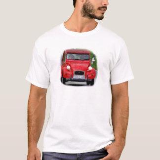 T-shirt Citroen 2CV canard
