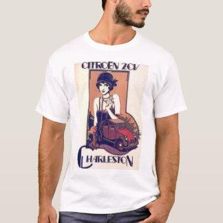 T-shirt Citroen 2CV Charleston
