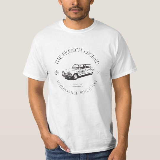 T-shirt CITROEN Ami 6