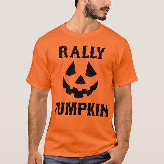 T-shirt Citrouille de rassemblement
